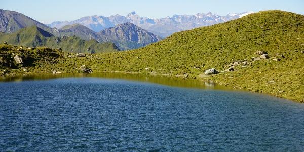 Klammsee - Tuxer Alpen