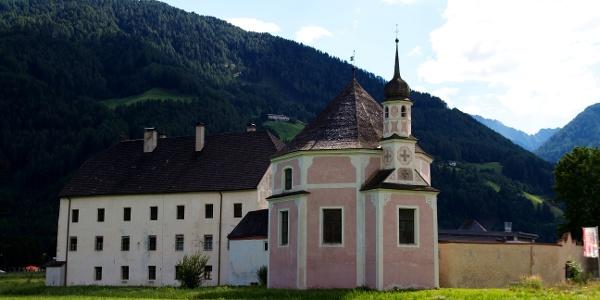 Deutschhaus in Sterzing, Ausgangspunkt der Tour