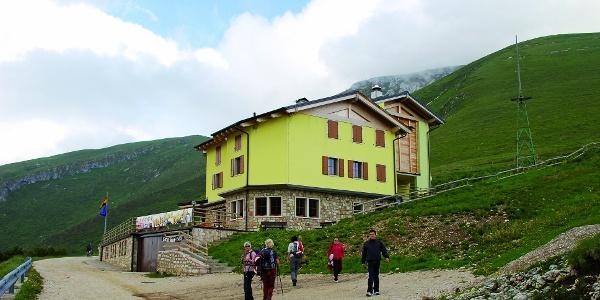 Die Graziani Hütte