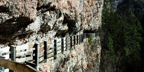 Alla scoperta del pittoresco santuario di San Romedio