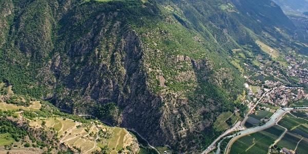 Hoachwool-Klettersteig