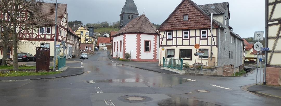 Kirche in Roßbach