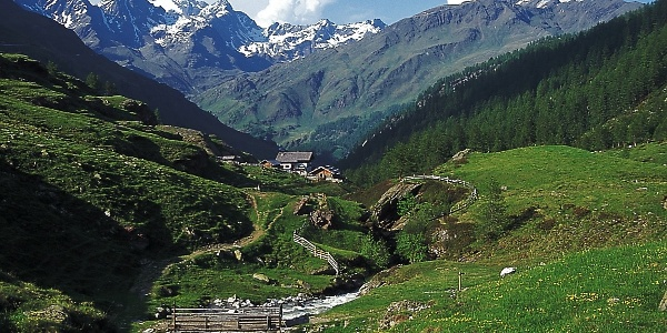 The Seebertal valley.