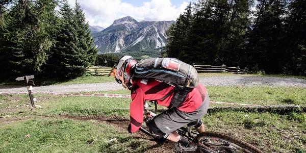 Die richtige Ausrüstung ist ein Muss für jeden Trail-Fahrer.