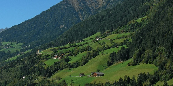 Passeirer Berghöfen bei Matatz.