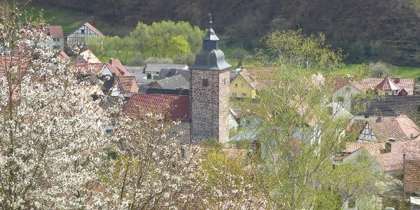 Kirche in Datterode