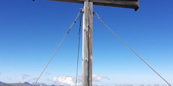 Gipfelkreuz Hochwart