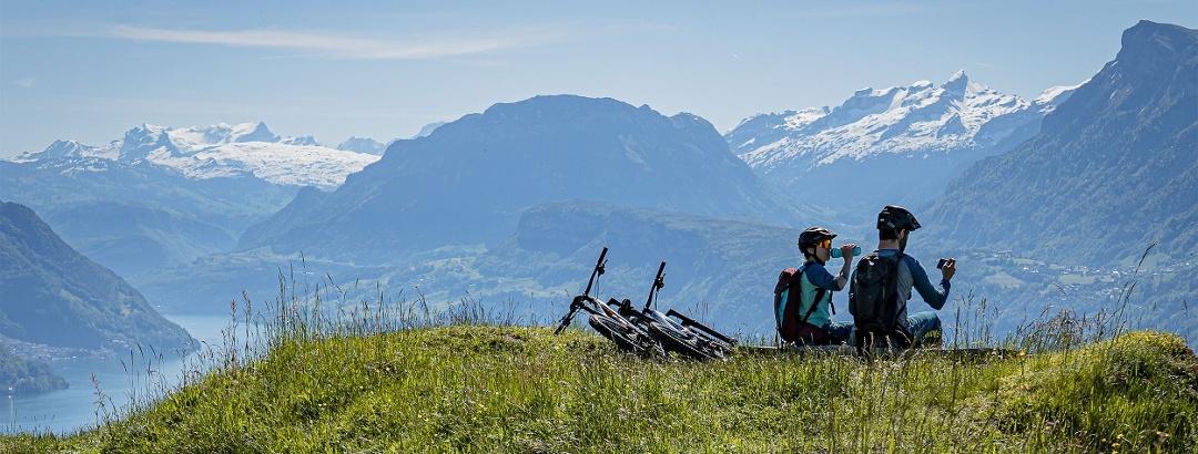 Biken in Nidwalden