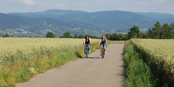Radfahren rund um Raststatt