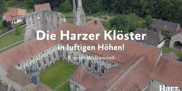 DIE HARZER KLÖSTER - In luftigen Höhen - Kloster Walkenried