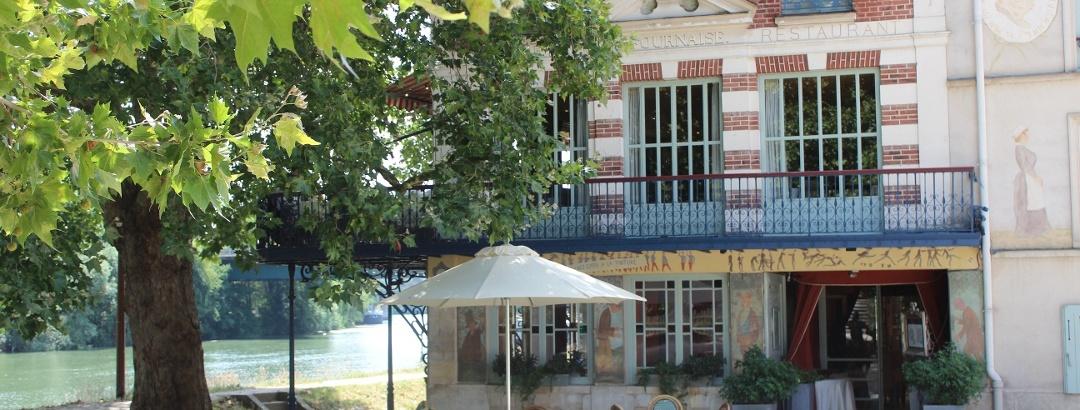 Maison Fournaise, balade découverte de Chatou