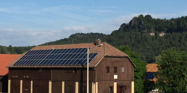 Dessauer Hütte - Papstdorf