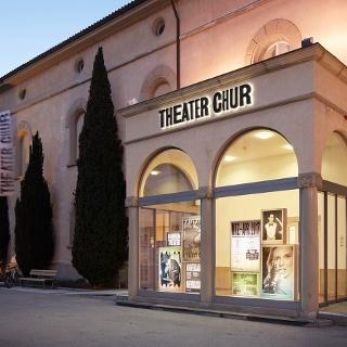 Theater Chur, Eingang