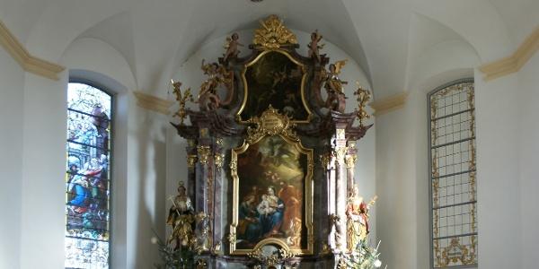 Hörbranz, Katholische Pfarrkirche Heiliger Martin 2