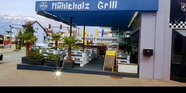 Mühleholz Grill