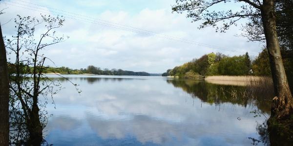 Blick auf den Neumühler See
