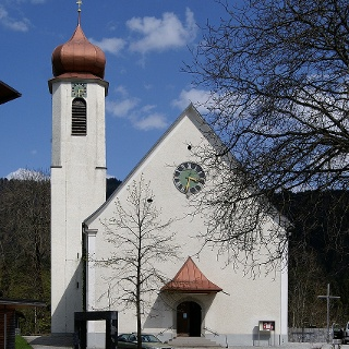 Krumbach, Katholische Pfarrkirche Heiliger Martin