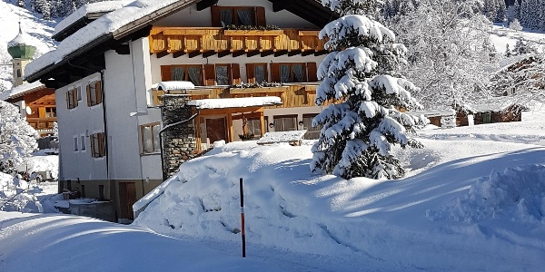 Gästehaus Sahler - Haus Hubertus Winter