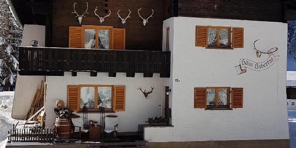 Gästehaus Sahler - Haus Hubertus Winter2