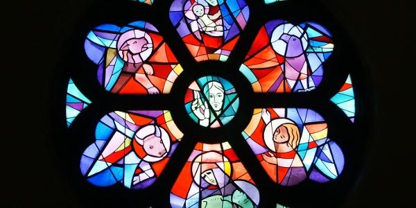 Lingenau, Katholische Pfarrkirche Heiliger Johannes der Täufer 2
