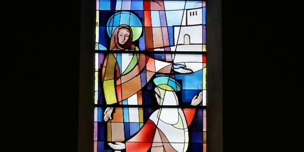 Lingenau, Katholische Pfarrkirche Heiliger Johannes der Täufer 4