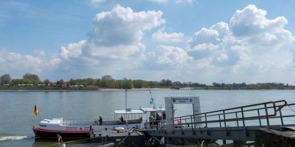 Rheinfähre Grieth-Grietherort