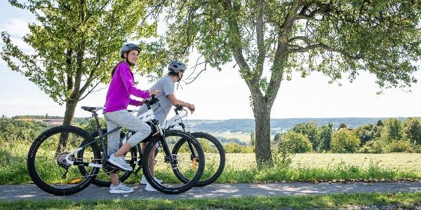 Radfahren in Bad Waltersdorf