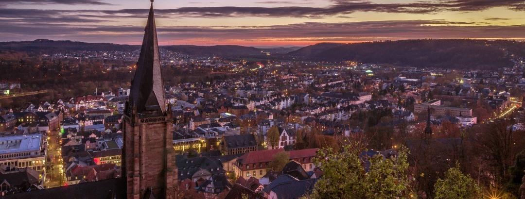 Marburg in Hessen