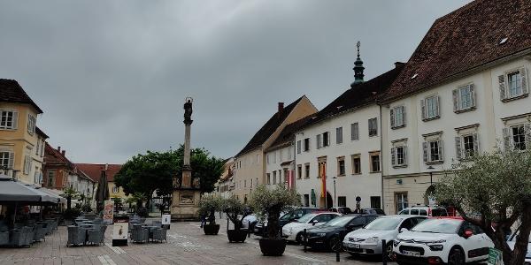Bad Radkersburg - Hauptplatz