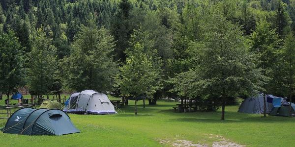 Kamp Triglav Trenta