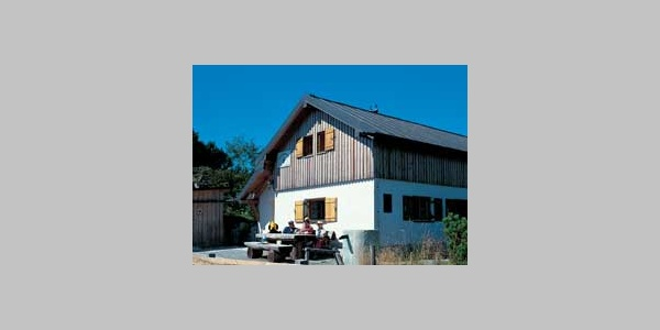 Kampenwandhütte - DAV Sektion München