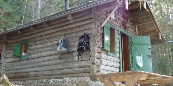Waxensteinhütte