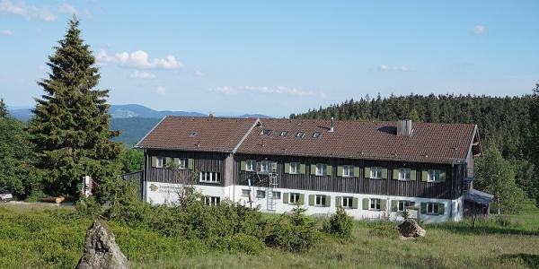Landshuter Haus auf der Oberbreitenau