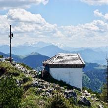 Spitzstein-Gipfel