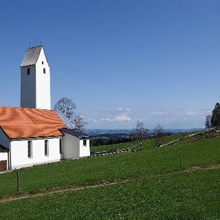 Möggers, Katholische Pfarrkirche Heiliger Ulrich 3