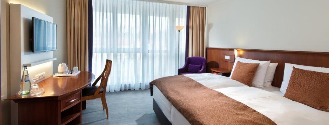 Zimmer im Radisson Blu Park Hotel & Conference Centre, Dresden Radebeul
