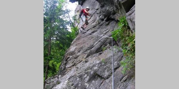Klettersteig Danielsberg
