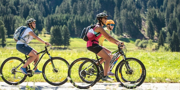 Radfahren in Val di Fiemme