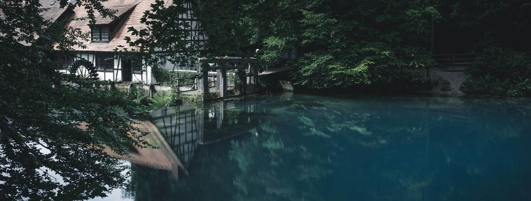 Wandern rund um den Blautopf in Blaubeuren