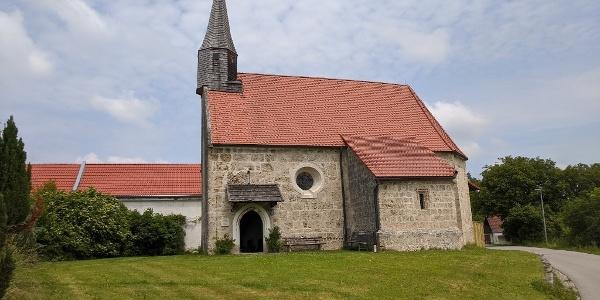 Das Kirchlein von Pildenau