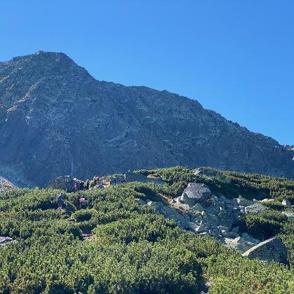 Retezat Peak