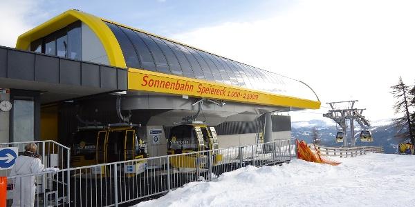 Sonnenbahn Bergstation
