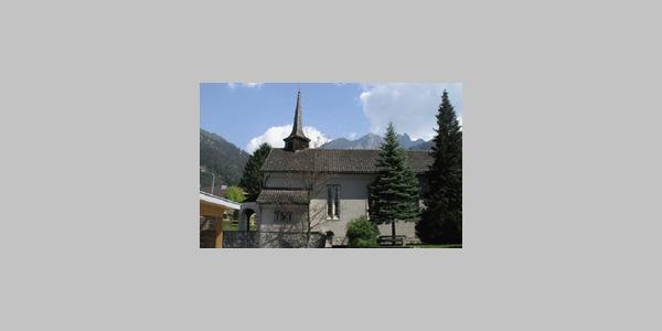 Bludenz, Katholische Pfarrkirche Zum Unbefleckten Herzen Mariens