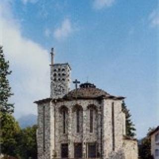 Bludenz, Katholische Pfarrkriche Heiliges Kreuz 1