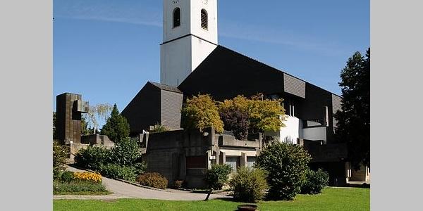 Göfis, Katholische Pfarrkirche Heiliger Luzius