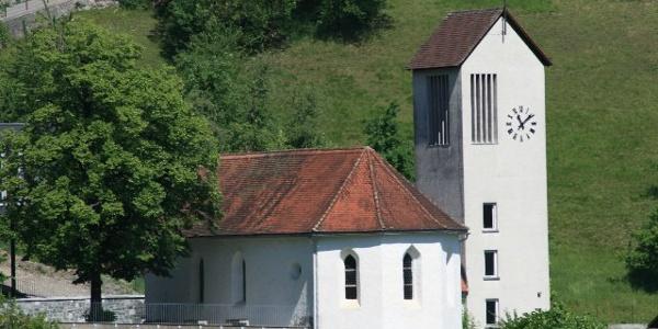 Nenzing, Katholische Filialkirche Heilige Ottilie, Julius und Martin