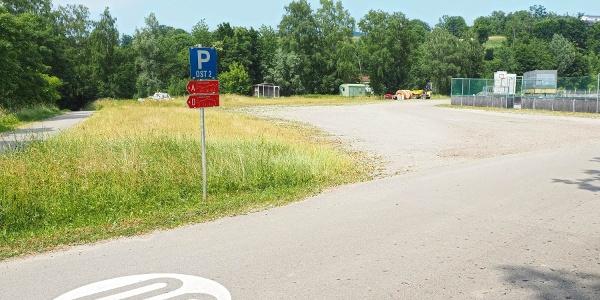 Parkplatz Ost in Ottensheim
