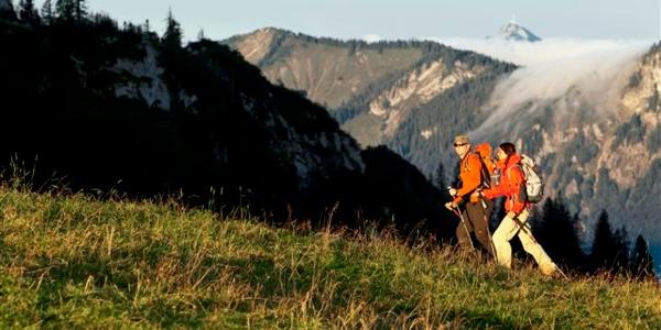 Wandern im Chiemsee-Alpenland