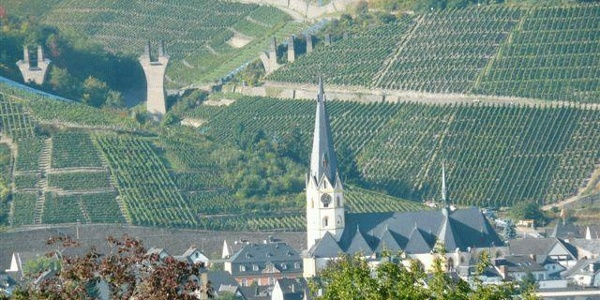 Aussicht Ahrweiler