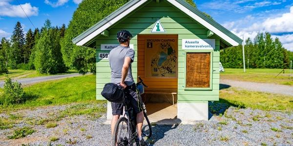 Kalhon kylän info, Hartola